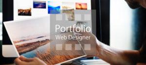 Webデザイナーとして働くならポートフォリオは必須!作り方をご紹介。